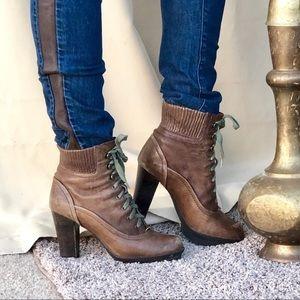FYRE Mimi Lace Boots